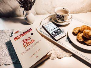 książka o instagramie