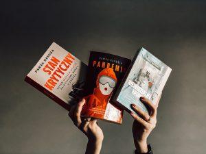 książki o pandemii