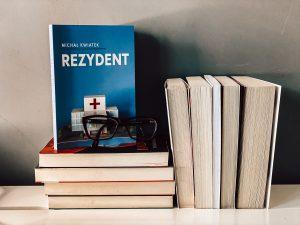 książka o hematologu