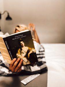 książka mój rok relaksu i odpoczynku